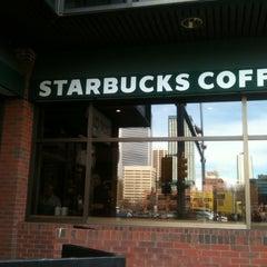 Photo taken at Starbucks by Mark H. on 10/13/2012