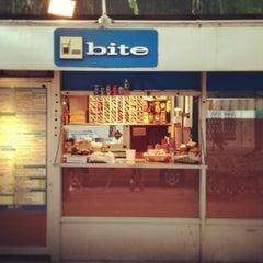 Photo taken at Bite by Alejandro R. on 3/10/2013