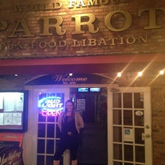 Photo taken at Parrot Lounge by Steve F. on 5/14/2013