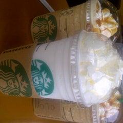 Photo taken at Starbucks by Valerie M. on 10/27/2012