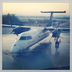 Photo taken at Lehigh Valley International Airport (ABE) by Benjamin H. on 2/14/2013