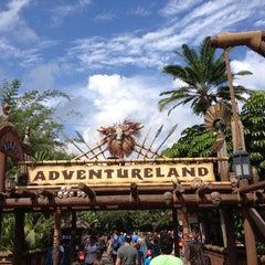 Photo taken at Adventureland by Mark W. on 8/7/2013