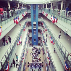 Photo taken at SM Megamall (Bldg. A) by Eric S. on 6/21/2013