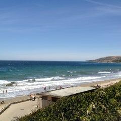 Photo taken at El Capitan State Beach by John Charles on 5/27/2013