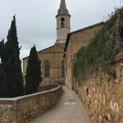 Photo taken at Pienza by Michael M. on 4/18/2016