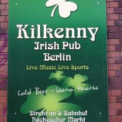 Photo taken at Kilkenny Irish Pub by Guido on 10/2/2012