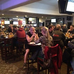 Photo taken at The Draft Sports Grill by Matt N. on 3/7/2014