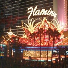Photo taken at Flamingo Las Vegas Hotel & Casino by Elizabeth F. on 10/6/2012