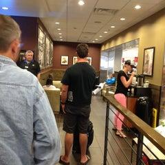 Photo taken at Starbucks by Akram J. on 5/9/2013