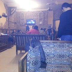 Photo taken at Cafe Han by Aslan M. on 12/14/2012
