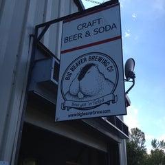 Photo taken at Big Beaver Brewing by Graham on 9/29/2012