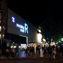 Photo taken at Recoleta Mall by Gustavo M. on 12/17/2012