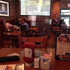 Photo taken at Champps Americana by Nik P. on 9/29/2013