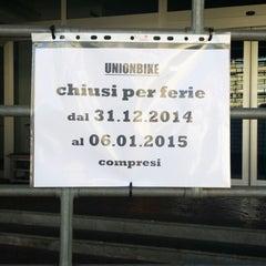 Foto scattata a Unionbike Roma da Massimo T. il 1/2/2015
