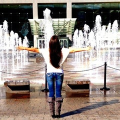 Photo taken at Crown Center by Jaclyn on 10/8/2012