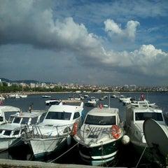 Photo taken at Dragos Marina by Semra A. on 10/11/2012