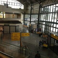 Photo taken at Bydgoszcz Ignacy Jan Paderewski Airport (BZG) by Ruben on 2/21/2013