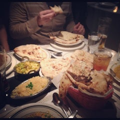 Photo taken at India Palace Restaurant by Shannon 🐱 on 12/1/2012