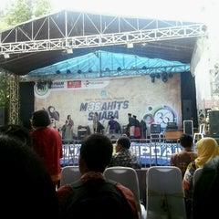 Photo taken at SMA Negeri 1 Batu by Arini M. on 2/1/2014