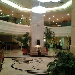 Photo taken at Promenade Hotel by nur ruzaini on 4/8/2013