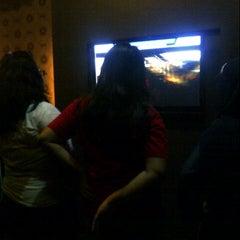 Photo taken at AROSA cafe & family karaoke by Elvira M. on 4/26/2013