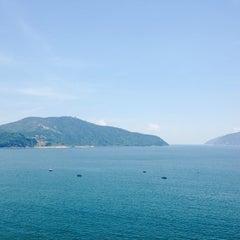 Photo taken at The American Club Hong Kong 美國會 by Lauren M. on 8/30/2014