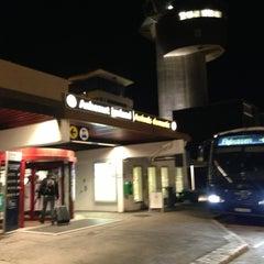 Photo taken at Kristiansand Lufthavn, Kjevik (KRS) by Mr. Scérri on 3/31/2013
