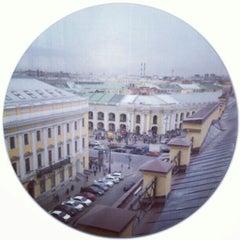 Photo taken at Belmond Grand Hotel Europe / Гранд Отель Европа by Сима on 4/26/2013