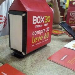 Photo taken at Box 30 Ragazzo Habib's by Vinicius K. on 12/2/2012