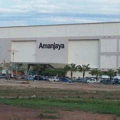 Photo taken at Amanjaya Mall by Husna H. on 9/22/2012