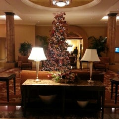 Photo taken at DoubleTree Suites by Hilton Hotel Anaheim Resort - Convention Center by Loli on 12/25/2012