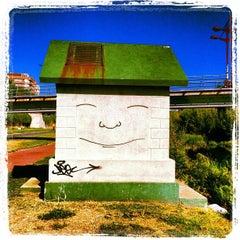 Photo taken at Paseo De Papalaguinda by Tino G. on 10/26/2012