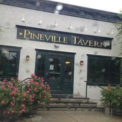 Photo taken at Pineville Tavern by Michelle W. on 5/28/2013
