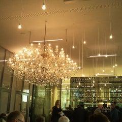 Photo taken at Grand Café De Singel by Peet H. on 10/13/2012