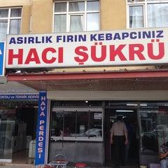 Photo taken at Hacı Şükrü by Serdar O. on 9/21/2013