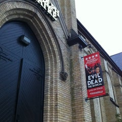 Photo taken at Bathurst Street Theatre by Allison K. on 10/25/2013