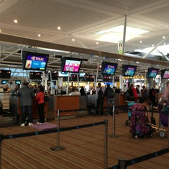 Photo taken at Brisbane Airport (BNE) by PooMie on 5/30/2013