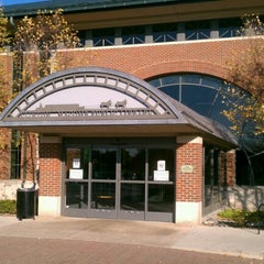 Photo taken at Clinton Macomb Public Library by Milton S. on 10/21/2012