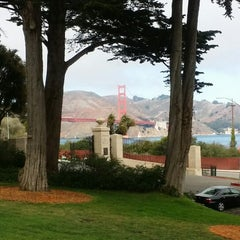 Photo taken at Golden Gate Club by Peter S. on 9/23/2014