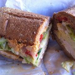Photo taken at Potbelly Sandwich Shop by Emily M. on 10/16/2012