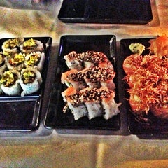 Photo taken at SushiClub by Vanessa P. on 6/30/2013