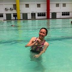 Photo taken at Pusat Akuatik Darul Ehsan (Aquatic Centre) by Braddy T. on 3/12/2013