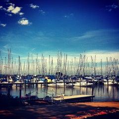 Photo taken at Clube Veleiros do Sul (VDS) by Marcelo N. on 12/11/2012