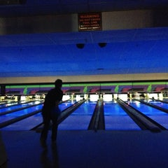 Photo taken at Arlington Lanes by Courtney H. on 2/9/2013