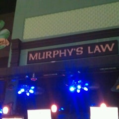 Photo taken at Murphy's Law by Orion P. on 11/25/2012