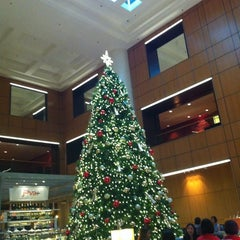 Photo taken at Marriott Singapore Tang Plaza by Nook on 12/13/2012
