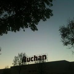 Photo taken at Auchan by Matteo C. on 11/7/2012