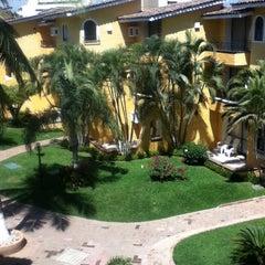 Photo taken at Costa Club Punta Arena Hotel by Edgar Ivan V. on 2/22/2013