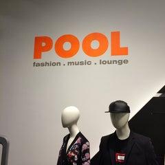 Photo taken at POOL fashion.music.lounge by Vladimir S. on 4/3/2014