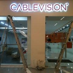 Photo taken at Cablevisión by Mario David D. on 6/7/2013